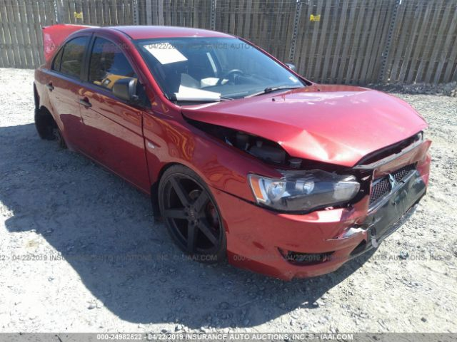 click here to view 2008 MITSUBISHI LANCER at IBIDSAFELY