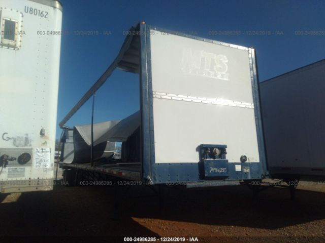 2006 NUVAN TECHNOLOGY INC CURTAINSIDE - Small image. Stock# 24986285