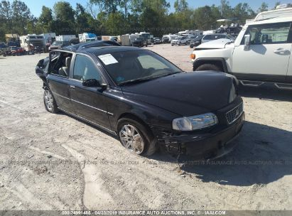 Salvage 2005 VOLVO S80 for sale