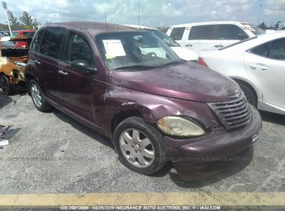 Salvage 2003 CHRYSLER PT CRUISER for sale