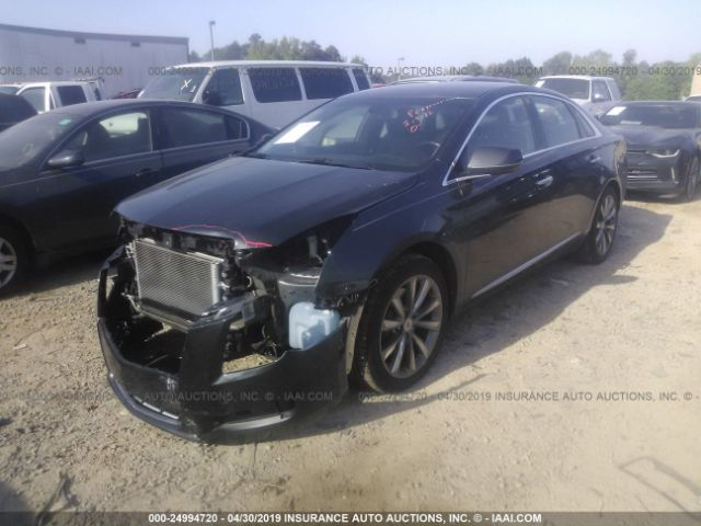 Salvage Title 2013 Cadillac XTS 3 6L For Sale in Concord NC