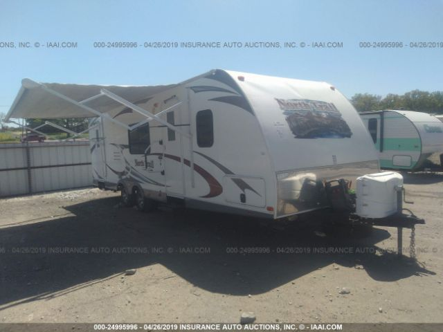click here to view 2012 NORTHWOOD TRAVELTRAI at IBIDSAFELY