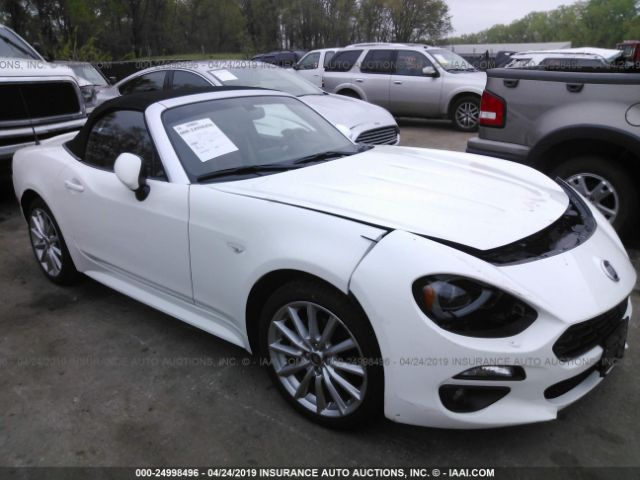 2018 FIAT 124 SPIDER - Small image. Stock# 24998496