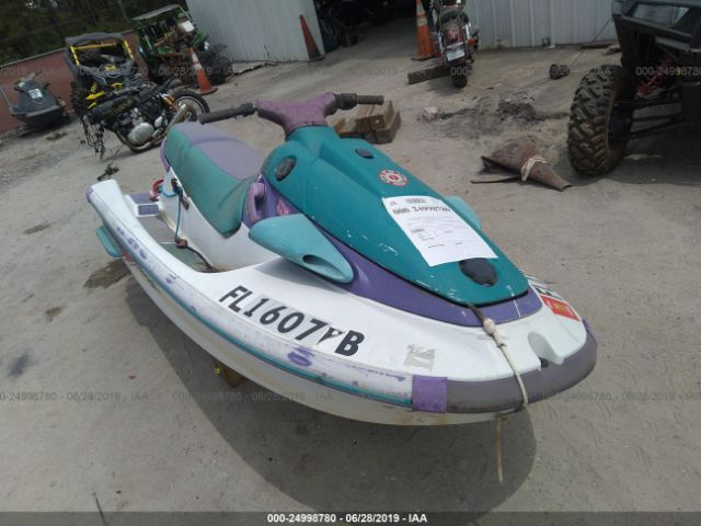 click here to view 1995 YAMAHA WAVERUNNER at IBIDSAFELY