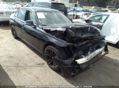 Salvage 2017 BMW 340 for sale