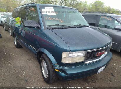 Salvage 1999 GMC SAFARI for sale