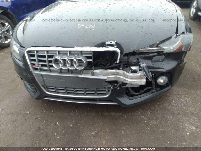 Salvage Title 2009 Audi S5 4 2L For Sale in Belleville MI