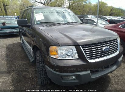 Salvage 2005 FORD EXPEDITION for sale