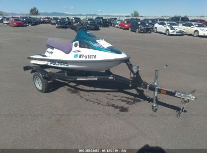 Salvage 2000 POLARIS POLARIS SLH for sale