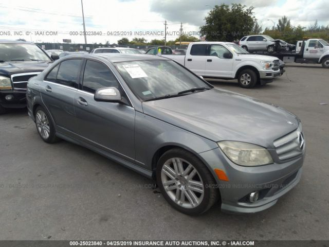 click here to view 2008 MERCEDES-BENZ C at IBIDSAFELY
