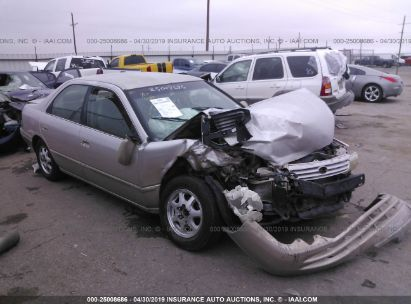 Salvage 1999 TOYOTA CAMRY for sale