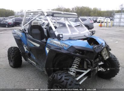 Salvage 2016 POLARIS RZR for sale