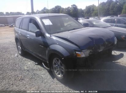Salvage 2002 ISUZU AXIOM for sale