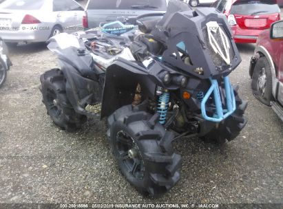 Salvage 2017 CAN-AM RENEGADE for sale