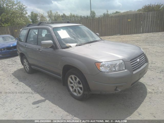 click here to view 2006 SUBARU FORESTER at IBIDSAFELY