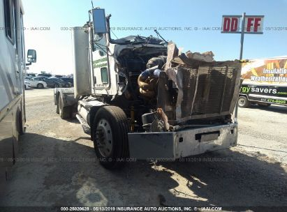 Salvage 2004 KENWORTH CONSTRUCTION for sale