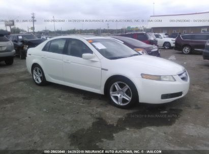 Salvage 2004 ACURA TL for sale
