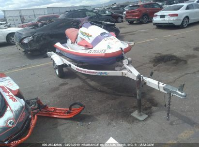 Salvage 1994 YAMAHA PERSONAL WATERCRAFT for sale