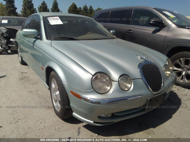 click here to view 2002 JAGUAR S-TYPE at IBIDSAFELY