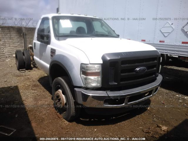 2008 FORD F550 - Small image. Stock# 25025975