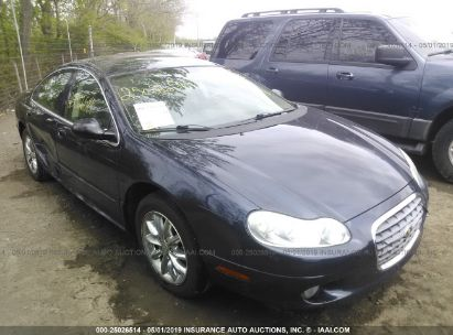 Salvage 2003 CHRYSLER CONCORDE for sale