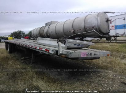 Salvage 1998 TRANSCRAFT FLATBED for sale