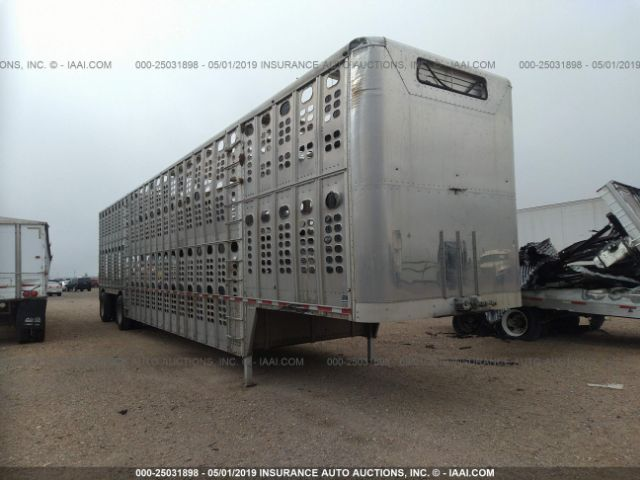 click here to view 2015 WILSON TRAILER CO LIVESTOCK at IBIDSAFELY