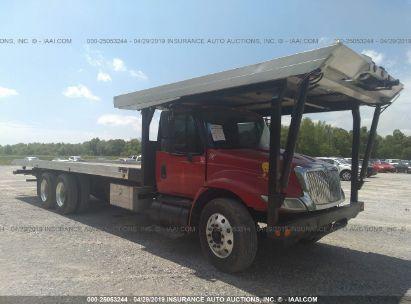 Salvage 2004 INTERNATIONAL 4000 for sale