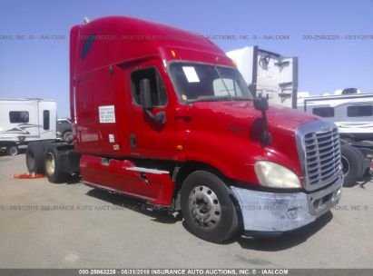 Salvage 2012 FREIGHTLINER CASCADIA 125 for sale