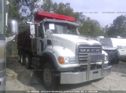 Salvage 2007 MACK 700 for sale