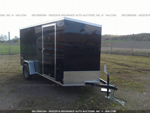click here to view 2020 6X12 ENLOSED TRAILER ENLOSED TRAILER at IBIDSAFELY