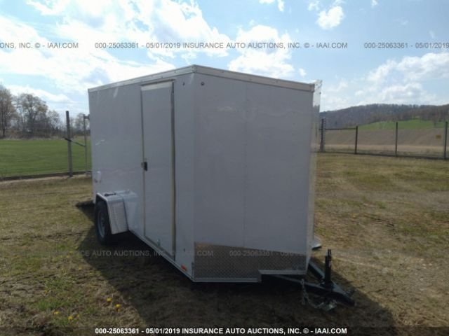 click here to view 2019 6X12 ENCLOSED TRAILER 6X12 ENCLOSED TRAILER at IBIDSAFELY
