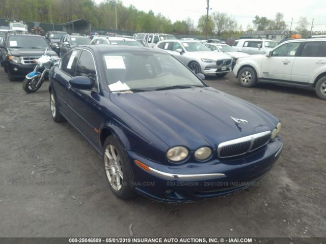 click here to view 2003 JAGUAR X-TYPE at IBIDSAFELY