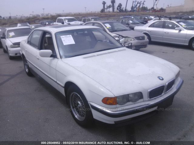 1999 BMW 740 - Small image. Stock# 25049952