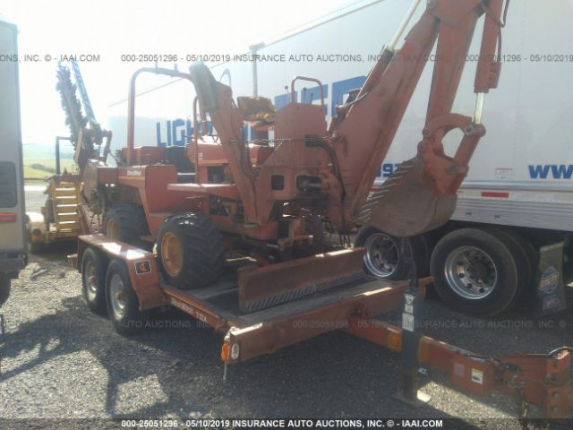 1991 TRAILER TRAILER/ DITCHWITCH - Small image. Stock# 25051296