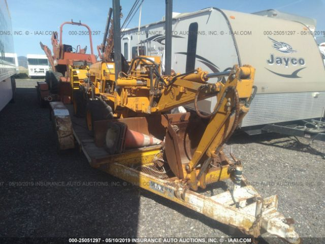 1979 TRAILER TRENCHER AND TRAILER - Small image. Stock# 25051297