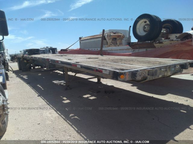 click here to view 2007 FONTAINE TRAILER CO FLATBED at IBIDSAFELY