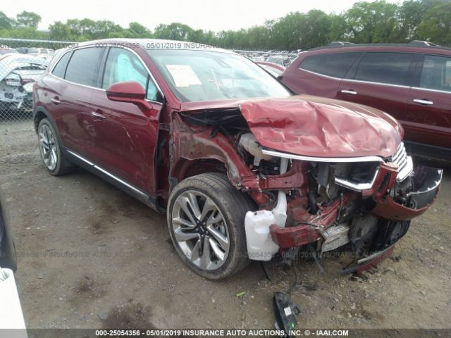 click here to view 2017 LINCOLN MKX at IBIDSAFELY