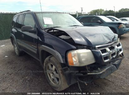 Salvage 2008 ISUZU ASCENDER for sale