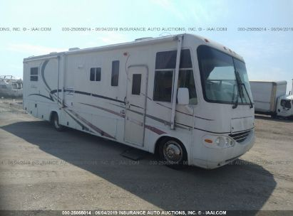 Salvage 2000 WORKHORSE CUSTOM CHASSIS MOTORHOME CHASSIS for sale