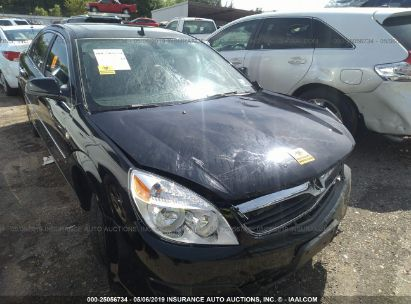 Salvage 2007 SATURN AURA for sale