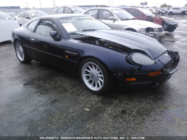 click here to view 1998 ASTON MARTIN DB7 at IBIDSAFELY