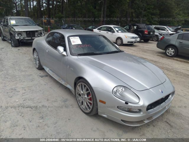 click here to view 2006 MASERATI GRANSPORT at IBIDSAFELY
