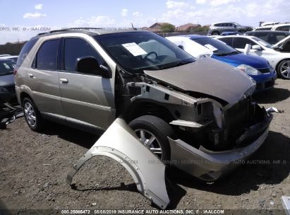 Salvage 2006 BUICK RENDEZVOUS for sale