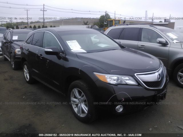 click here to view 2015 ACURA RDX at IBIDSAFELY