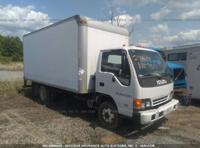 Salvage 2005 ISUZU NPR for sale