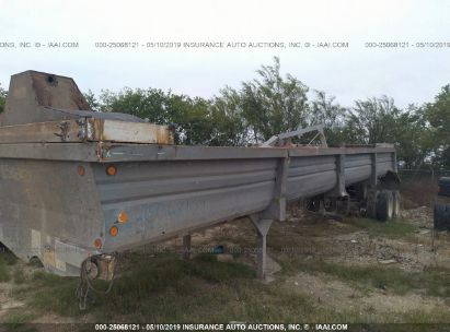 Salvage 1992 LUFKIN INDUSTRIES DUMP for sale