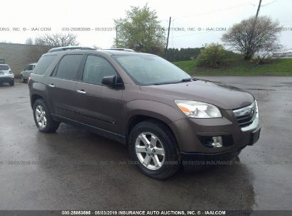 Salvage 2007 SATURN OUTLOOK for sale