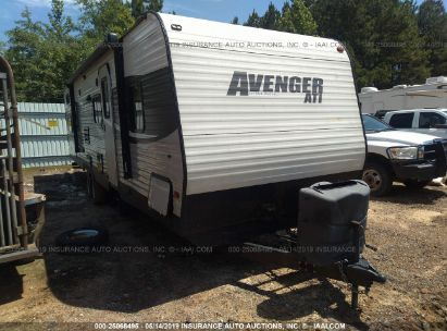 Salvage 2016 PRIMETIME AVENGER AT for sale