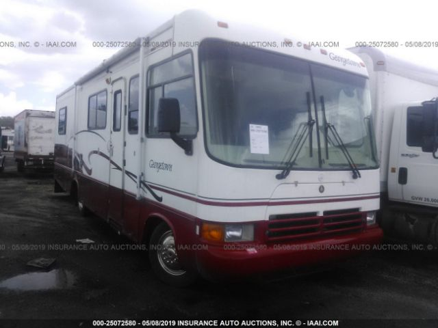 click here to view 2000 WORKHORSE CUSTOM CHASSIS MOTORHOME CHASSIS at IBIDSAFELY